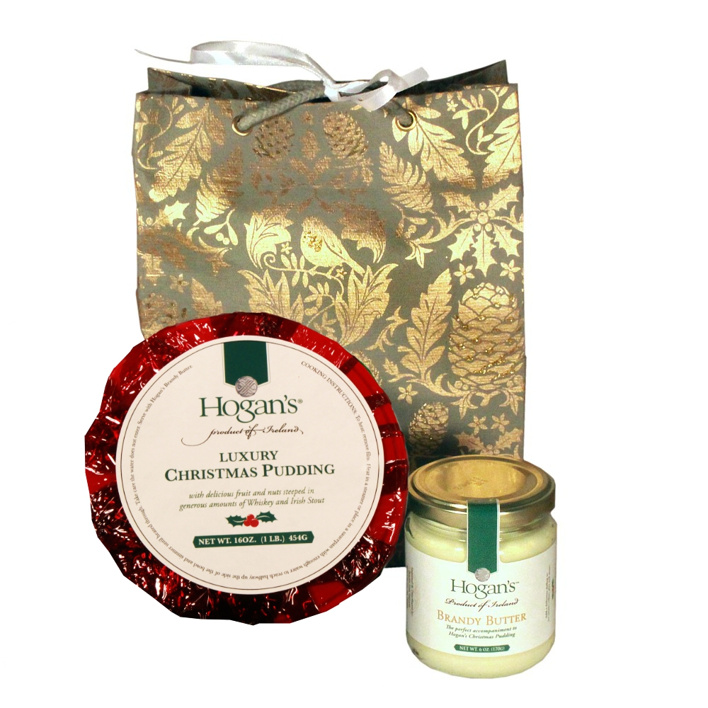 Luxury Pudding & Brandy Butter Gift Set